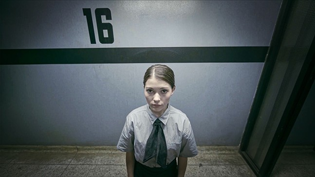 "A prison-like school raises ""clean girls"" in Level 16 - DARK SKY FILMS"