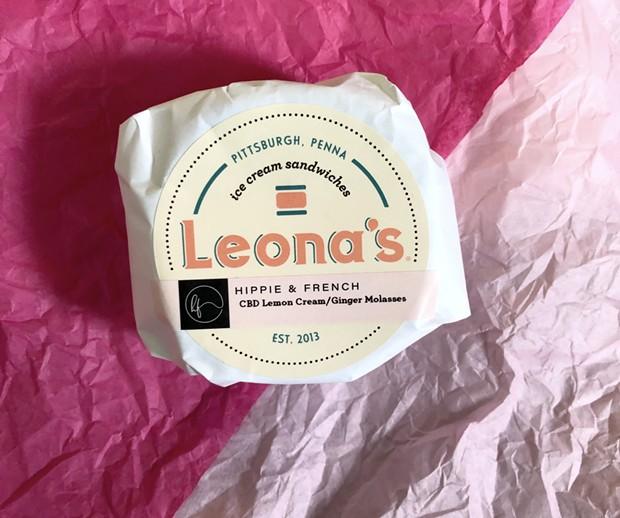 PHOTO: LEONA'S ICE CREAM SANDWICHES