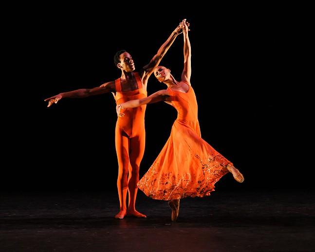 Artists: Dance Theatre of Harlem - PHOTO: RICH SOFRANKO