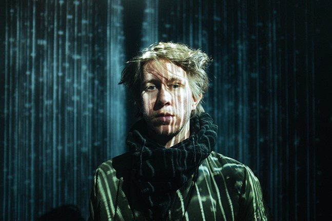 Jasen Bernthisel - CP PHOTO: JARED MURPHY