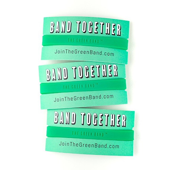Green Bands - COURTESY OF GREEN BAND/ ANNE LOPEZ