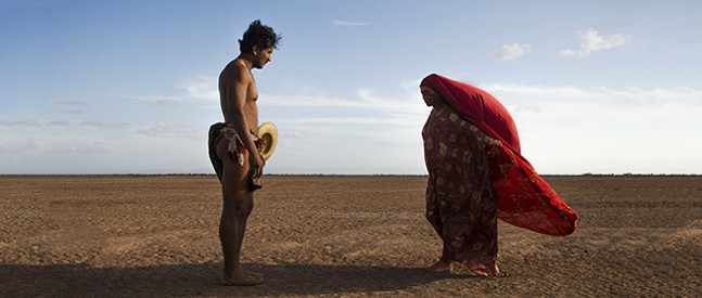 José Acosta and Natalia Reyes in Birds of Passage - THE ORCHARD