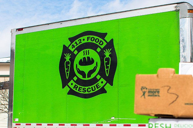 PHOTO: 412 FOOD RESCUE