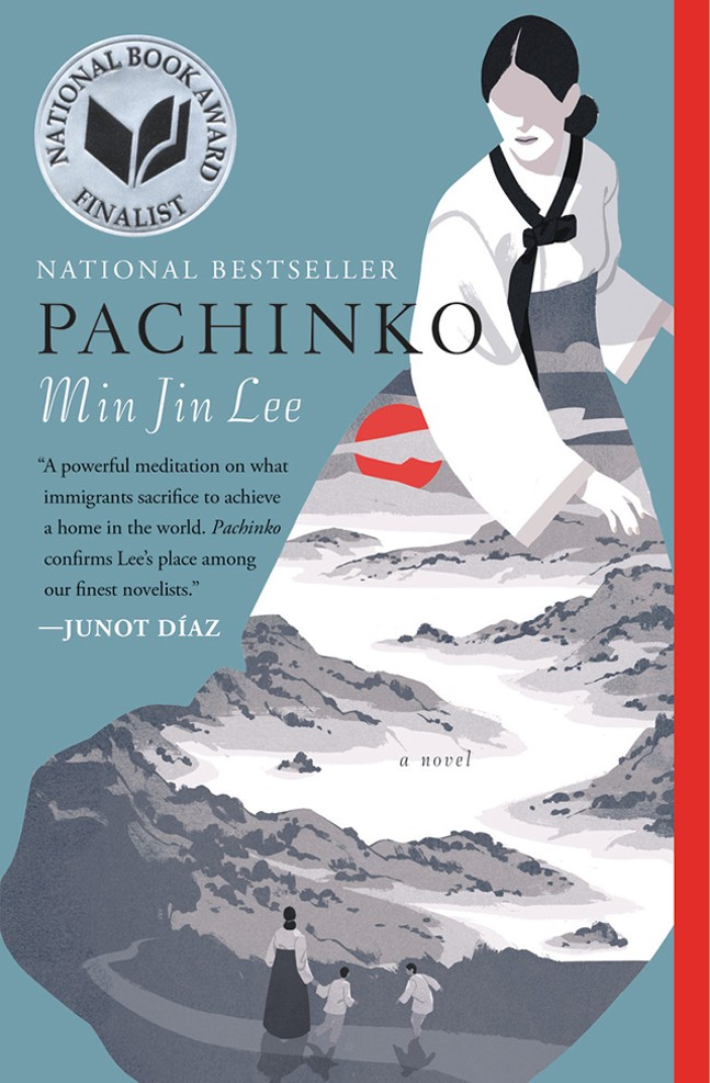 Min Jin Lee's critically-acclaimed novel Pachinko tells a sweeping multi-generational story of immigrant struggle writ small