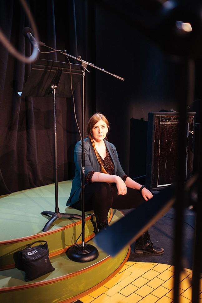 Jackie Baker - CP PHOTO: JARED MURPHY