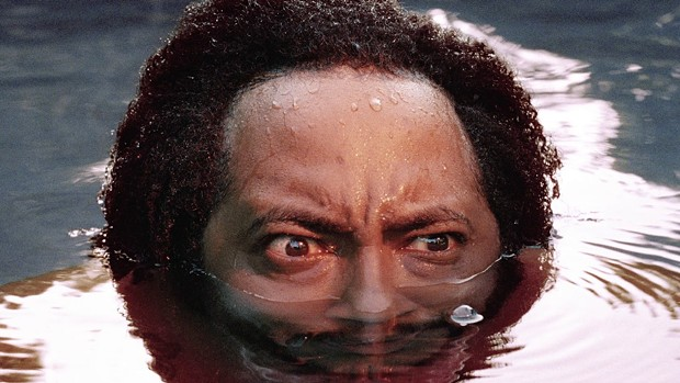 "Thundercat ""Drunk"" Album cover"