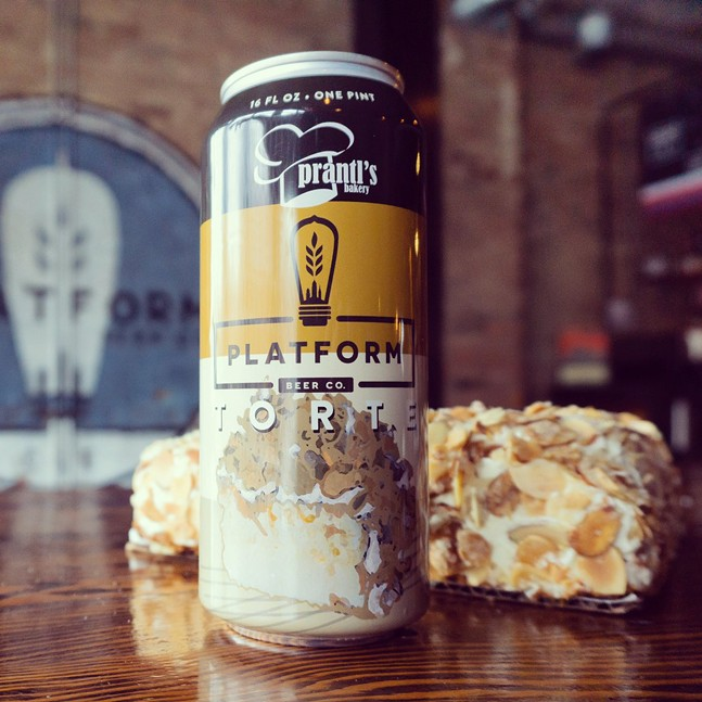 PHOTO: PLATFORM BEER CO.