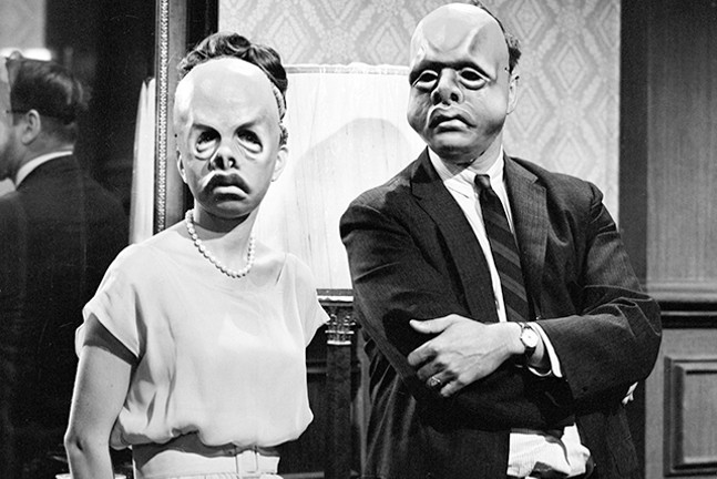 """""""The Masks"""" episode from the original The Twilight Zone  series - CBS PHOTO ARCHIVE"""