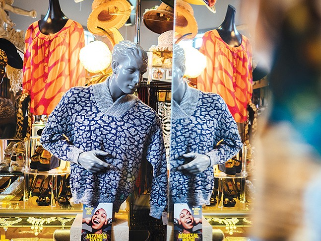 Eon's Fashion Antique - CP PHOTO: JARED MURPHY