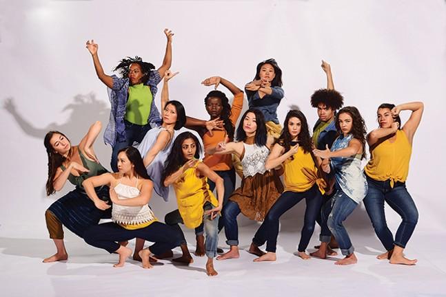 Ananya Dance Theatre - V. PAUL VIRTUCIO