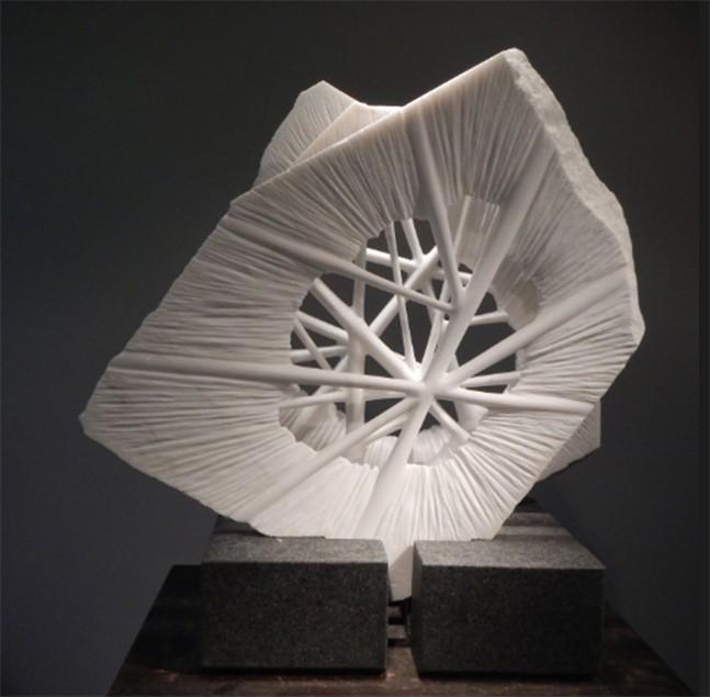 """Inner View, Nexus III Cellular"" by Caroline Ramersdorfer - JAMES GALLERY"