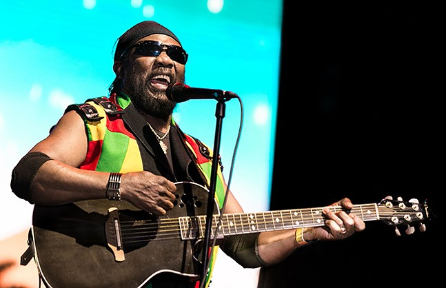 Toots and the Maytals - PHOTO: @ROYAL.VISION