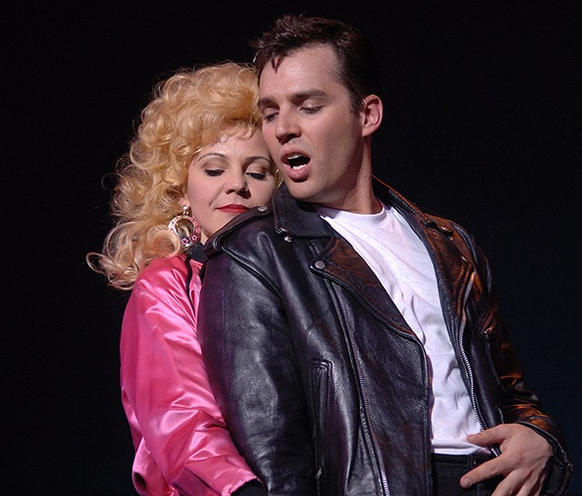 Grease - PHOTO: MATT POLK