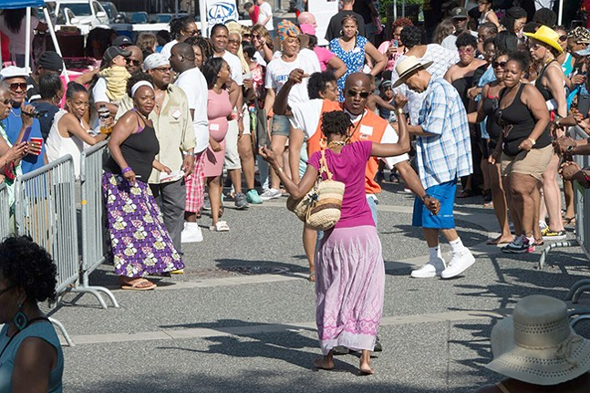 Juneteenth Celebration - PHOTO: GAIL MANKER