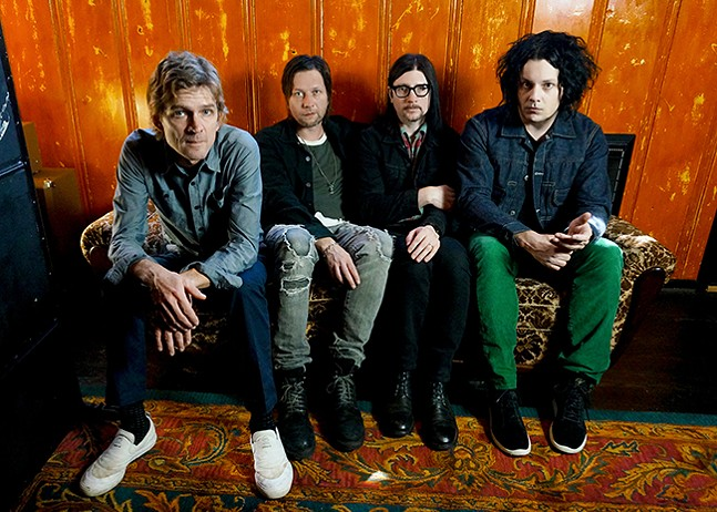 The Raconteurs - PHOTO: BIG HASSLE PR