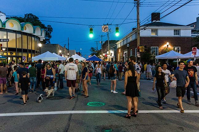 I Made It! Market at Squirrel Hill Night Market - PHOTO: ZOSXAVIUS PHOTOGRAPHY