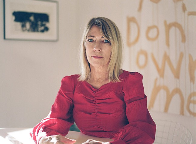 Kim Gordon - PHOTO: DAVID BLACK