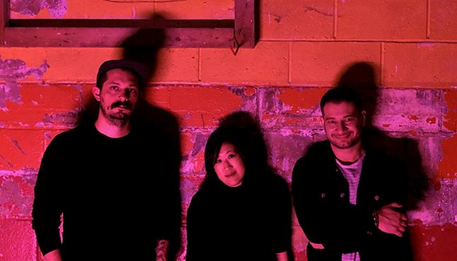 Jellyfish (L-R: Adam Shuck, Steph Tsong, Ricky Moslen) - MATT BARRON