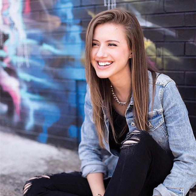Katie O of Big 104.5 and the Scene Unheard podcast - STEFANO CECCARELLI