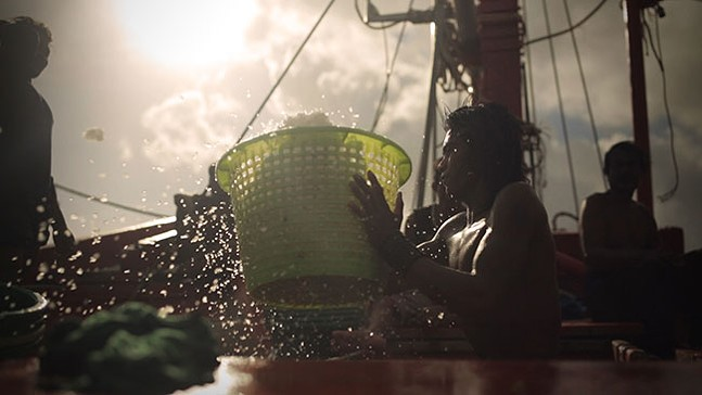 Ghost Fleet examines the slave labor of the Thai fishing industry - VULCAN PRODUCTIONS