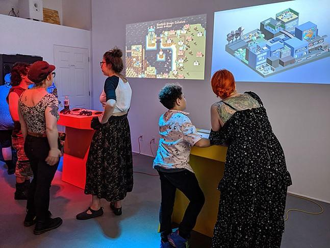 LIKELIKE's June exhibit, Other Futures