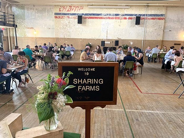 Sharing Farms at Ace Hotel Pittsburgh - PHOTO: ACE HOTEL