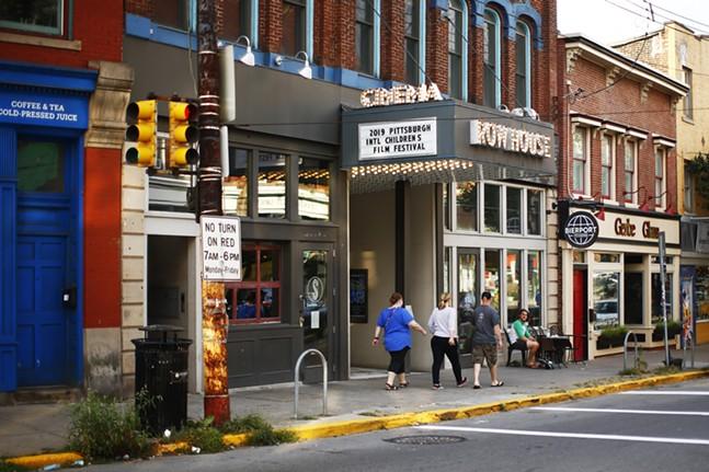 Best Independent Movie Theate/Best Local Movie Theater: Row House Cinema