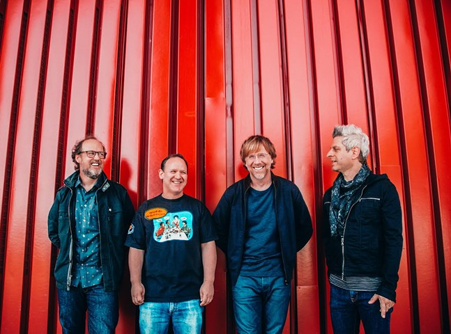 Phish - PHOTO: BRANTLEY GUTIERREZ