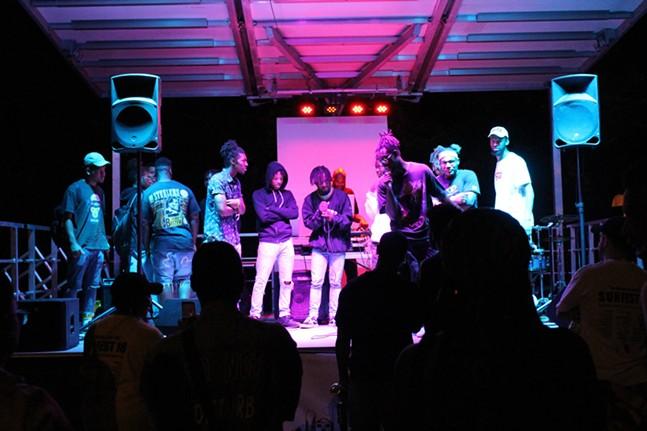 Sun Fest 2018 - PHOTO: JACKIE CAMERON