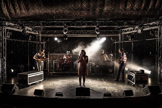 City Theatre's Cambodian Rock Band - LIZ LAUREN/VICTORY GARDENS THEATER