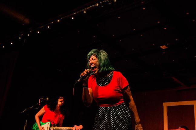 Ladyfest - SHAUNA MILLER