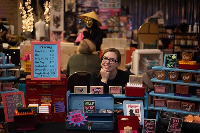 Bitchcraft Fair Pittsburgh - KHA LIFESTYLE PHOTOGRAPHY