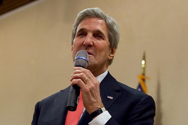 John Kerry - U.S. DEPARTMENT OF STATE