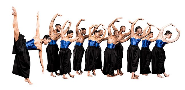 Cleo Parker Robinson Dance Ensemble - JERRY METELLUS