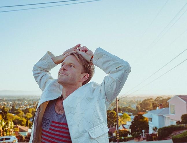 Josiah Johnson - PHOTO: BRADLEY COX  @GIANT.EYE ON INSTAGRAM