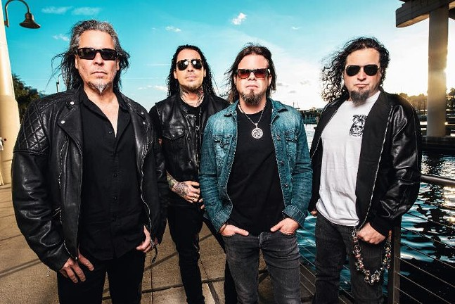 Queensrÿche - PHOTO: GRIZZLEE MARTIN