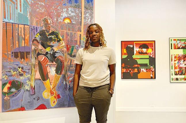 Amani Lewis - CP PHOTO: TERENEH IDIA