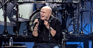 Concert photos: Phil Collins at PPG Paints Arena