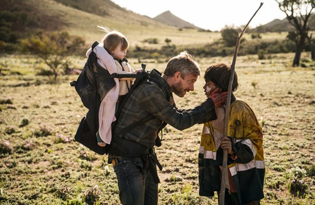 Cargo - PHOTO: CAUSEWAY FILMS