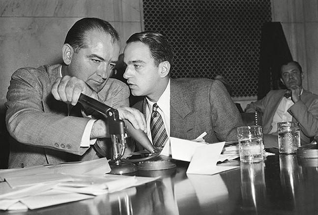 Joseph McCarthy and Roy Cohn - SONY PICTURES CLASSICS