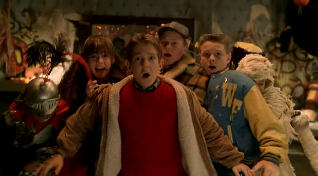 Joe Pichler (front) in When Good Ghouls Go Bad - PHOTO: 20TH CENTURY FOX HOME ENTERTAINMENT
