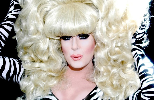 Lady Bunny - PHOTO: LADY BUNNY