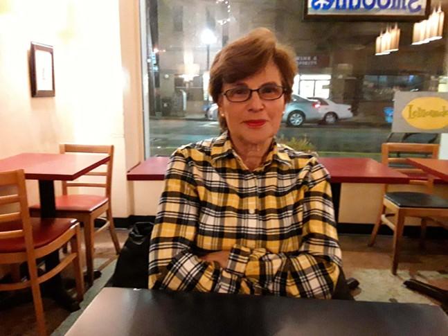 Barbara Burstin - REGE BEHE