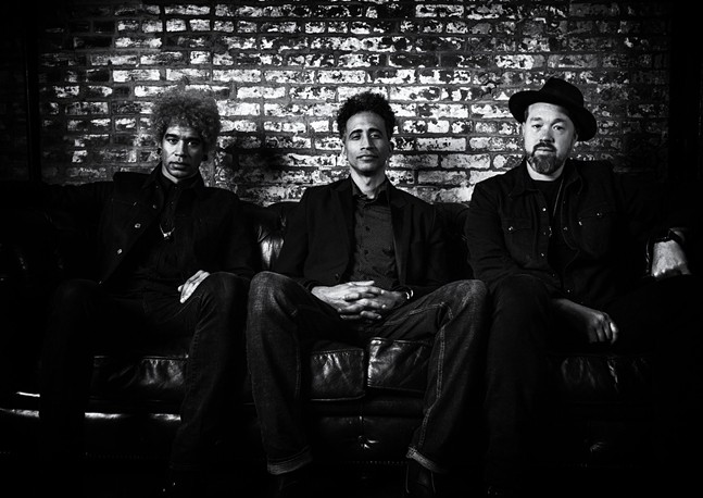 Soulive - PHOTO: UP ABOVE CREATIVE