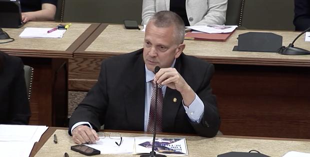 Pa. State Rep. Caryl Metcalfe - SCREENSHOT OF VIDEO FROM FACEBOOK