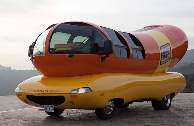The Oscar Mayer Wienermobile - PHOTO: KRAFT HEINZ