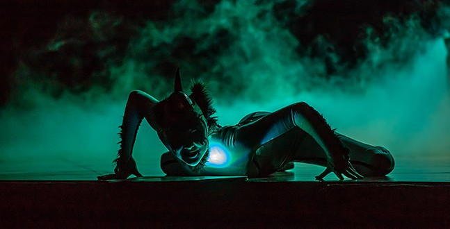 Cirque du Soleil OVO at PPG Paints Arena on Sat., Jan. 25 - CP PHOTO: MIKE PAPARIELLA