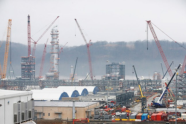Bill potentially allocating billions in subsidies to future petrochemical facilities clears Pa. legislature