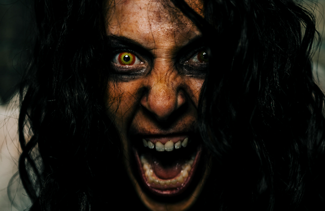 ScareHouse's The Basement - PHOTO: SCAREHOUSE