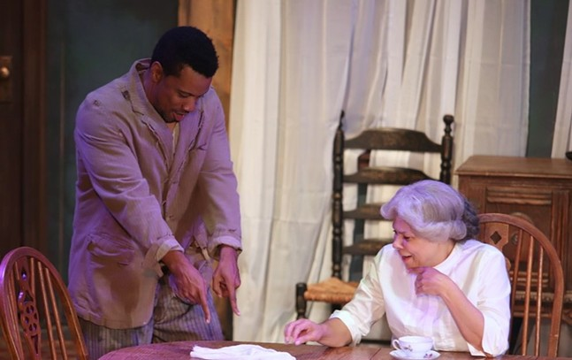 Pittsburgh Playwrights Theatre Company production of Gem of the Ocean - PHOTO: J.L MARTELLO/18RICCO